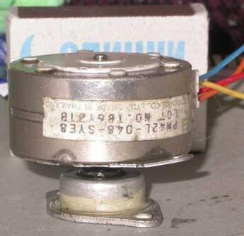 моторчик от принтера для ветряка