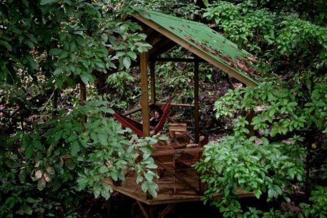 Красивые домики сказочный рай