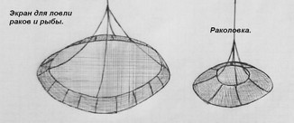 Раколовка своими руками схема размеры из металла 46