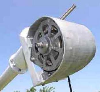 Ветрогенераторы из автомобильного генератора