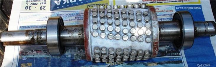 Генераторы из асинхронных двигателей своими руками 34