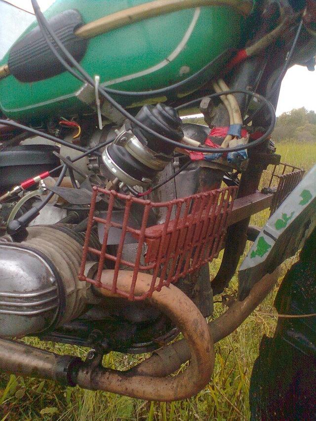охлаждение двигателя урал на вентиляторах