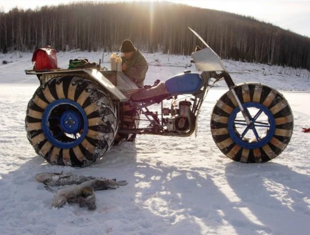 зимняя рыбалка на каракате