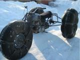 каракат с двигателем Т200